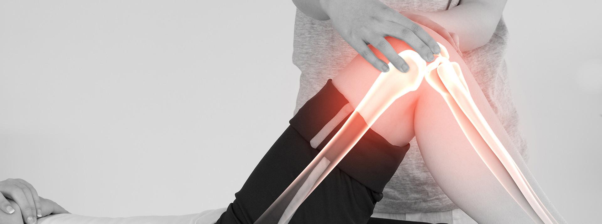 Alivio del dolor y recuperación de la movilidad
